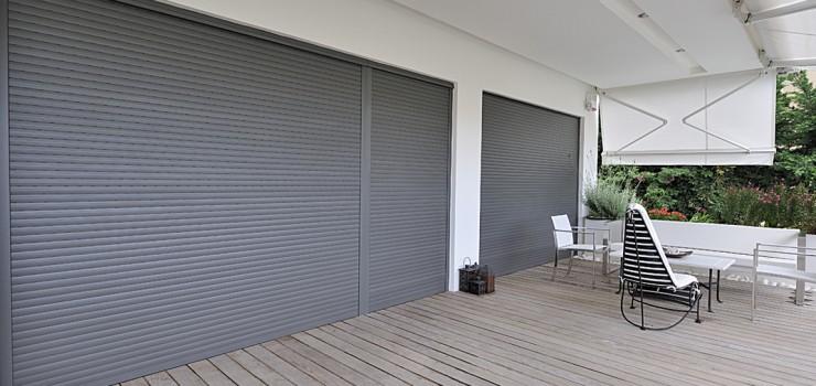 volet roulant acier porte de garage volet roulant soprofen portes de garage enroulables. Black Bedroom Furniture Sets. Home Design Ideas